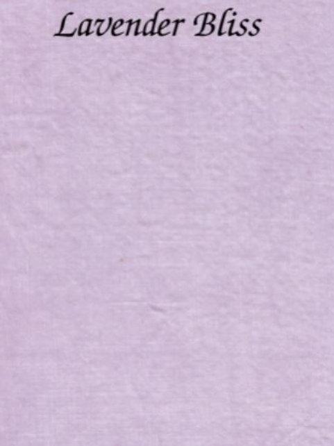 Lavender Bliss | Linen | Silkweaver Fabrics