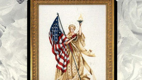Lady of the Flag