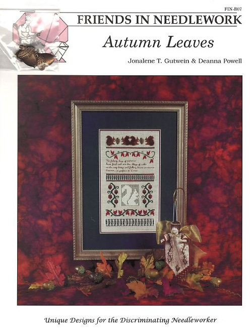 Autumn Leaves | Friends in Needlework