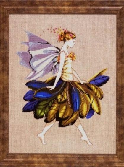 The Feather Fairy | Mirabilia Designs