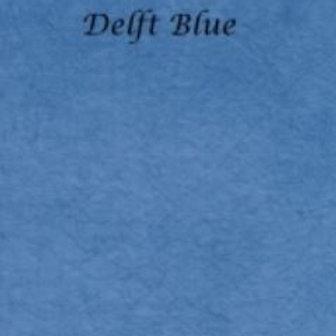 Delft Blue | Hardanger | Silkweaver Fabric