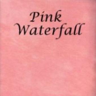 Pink Waterfall   Hardanger   Silkweaver Fabric