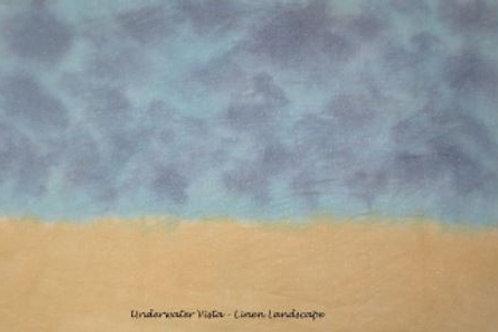 Underwater Vista | Aida | Under The Sea Fabrics