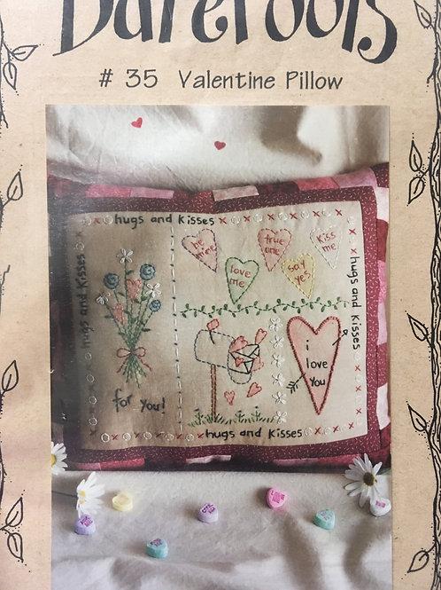 Valentine Pillow | Bareroots