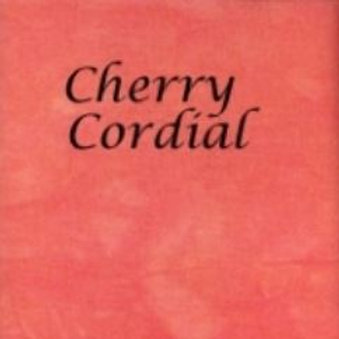 Cherry Cordial | Hardanger | Silkweaver Fabric