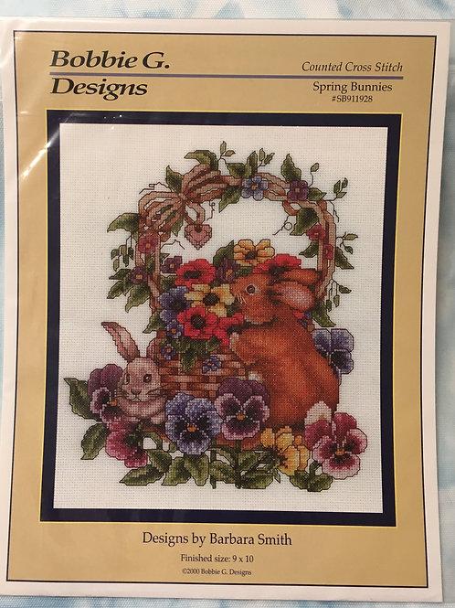 Spring Bunnies | Bobbie G Designs
