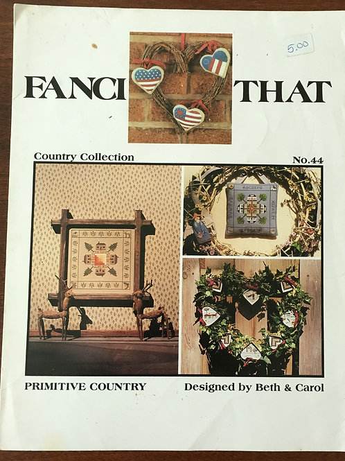 Primitive Country | Fanci That