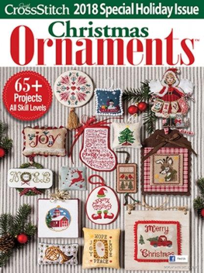 JCS Christmas Ornaments 2018