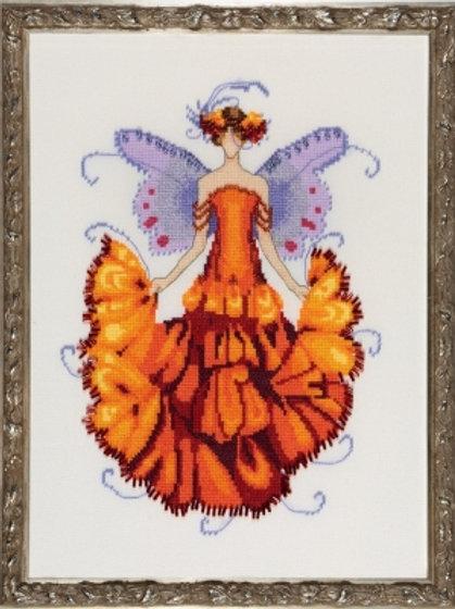 Marigold Pixie Blossom Collection| Nora Corbett Designs