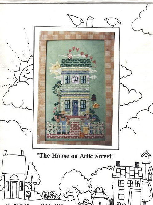 The House on Attic Street | Mosey 'N Me