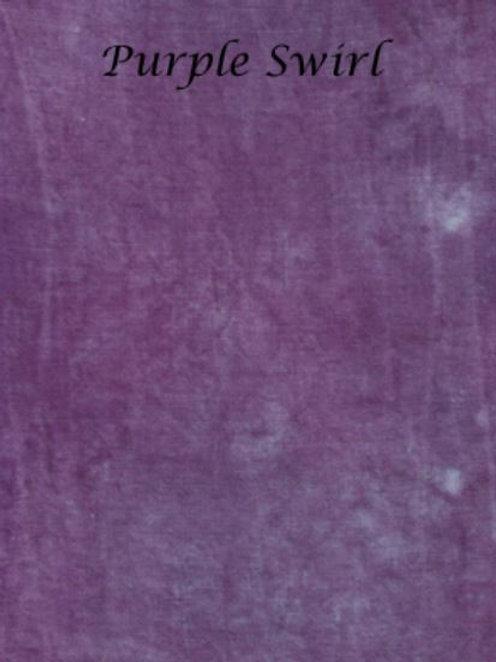 Purple Swirl   Hardanger   Silkweaver Fabric