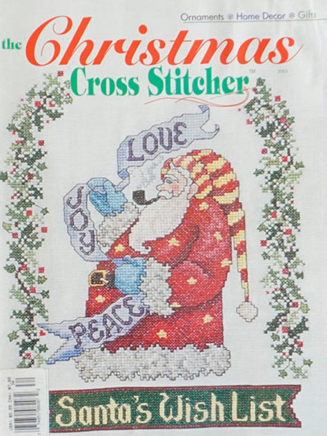 The Christmas Cross Stitcher 2003