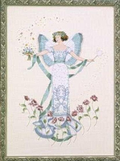 April's Blue Diamond| Mirabilia Designs