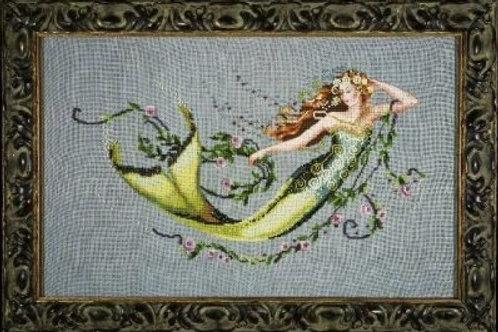 Emerald Mermaid   Mirabilia Designs