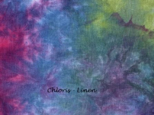 Chloris | Linen | Under The Sea Fabrics