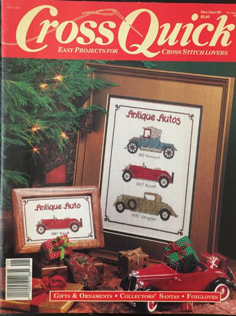 Cross Quick Dec/Jan 1990