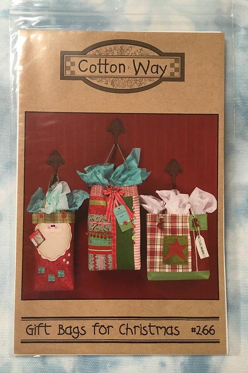 Bags for Christmas   Cotton Way