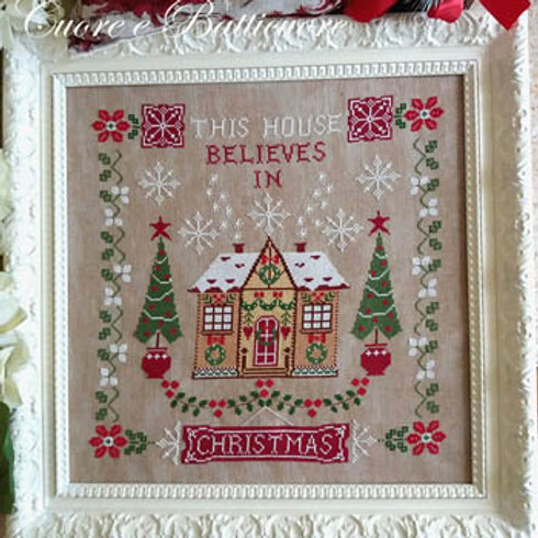 This House Believes In Christmas | Cuore E Batticuore