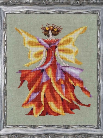 Faerie Autumn Glow Pixie Seasons Collection| Nora Corbett Designs
