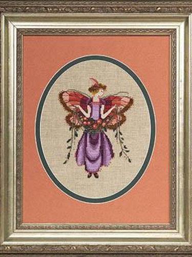 Thanksgiving Harvest Fairy | Nora Corbett Designs