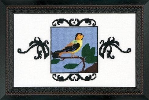Goldfinch Audubon Street Collection   Nora Corbett Designs