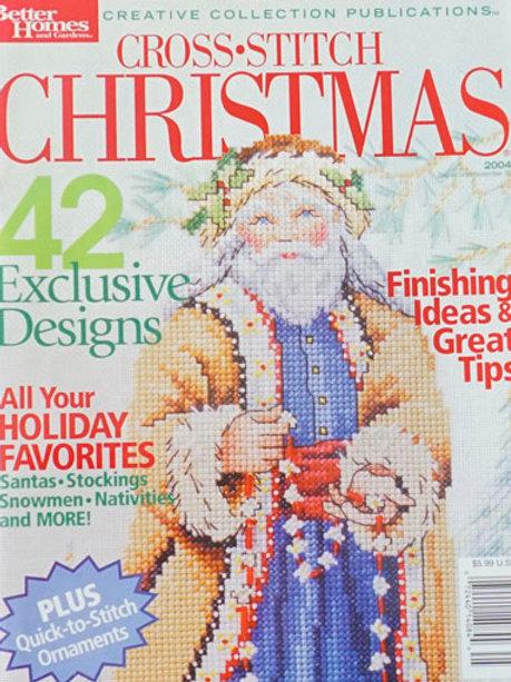 Cross Stitch Christmas 2004