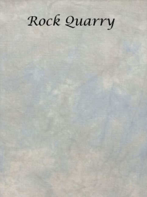 Rock Quarry | Evenweave | Silkweaver Fabrics