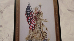 New Lady of the Flag listing