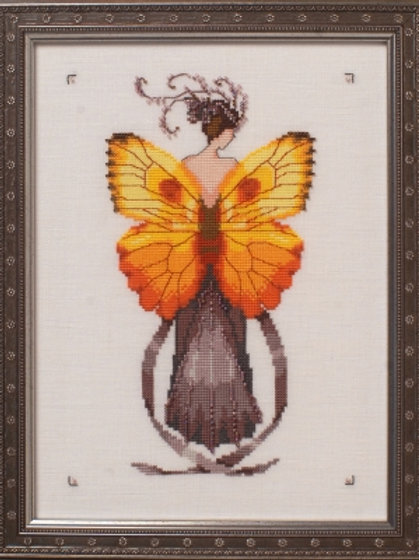 Miss Solar Ellipse Butterfly Misses Collection   Nora Corbett Designs