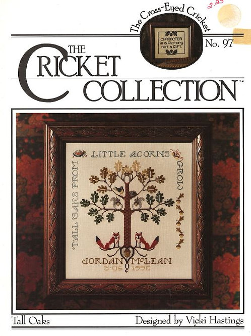 Tall Oaks | The Cricket Collection