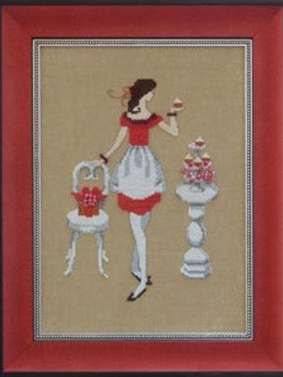 Red Sugar Red Ladies Collection | Nora Corbett Designs