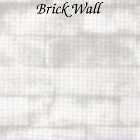 Brick Wall | Hardanger | Silkweaver Fabric