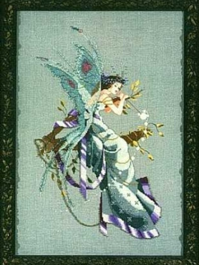A Midsummer Night's Fairy   Mirabilia Designs
