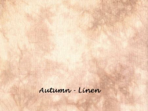 Autumn | Aida | Under The Sea Fabrics