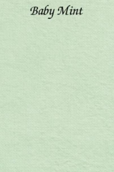 Baby Mint | Evenweave | Silkweaver Fabrics