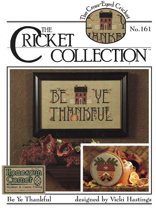 Be Ye Thankful | The Cricket Collection