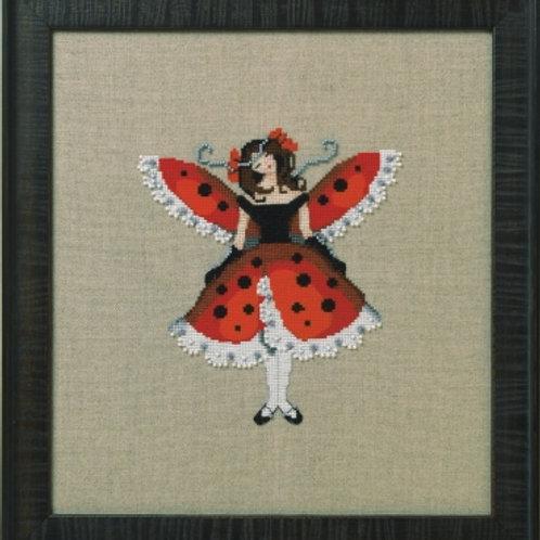 Miss Ladybug | Nora Corbett Designs