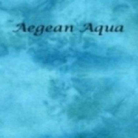Aegan Aqua | Linen | Silkweaver Fabrics