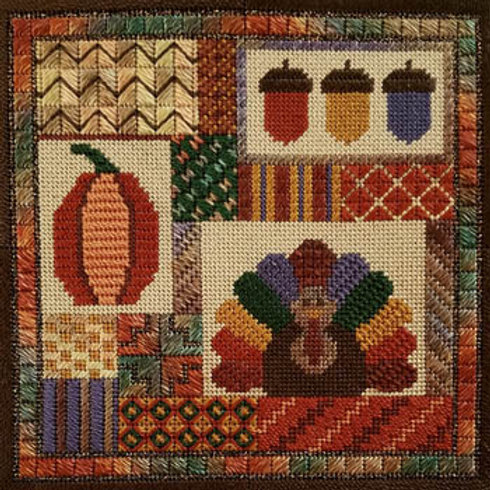 Holiday Delights - Thanksgiving | Needle Delights Originals