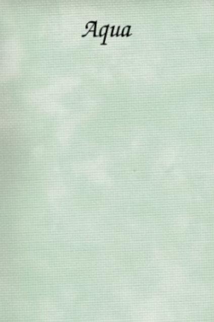 Aqua | Linen | Silkweaver Fabrics