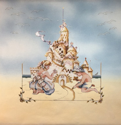 The Seaside Kingdom by Mirabilia Designs