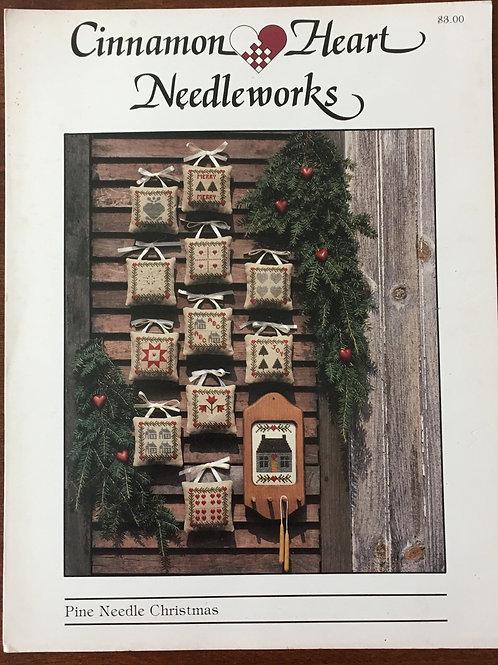 Pine Needle Christmas | Cinnamon Heart Needleworks