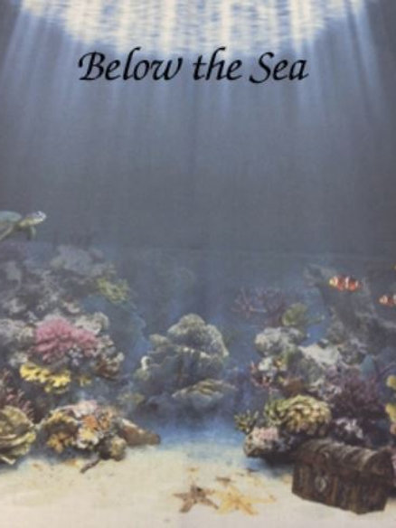 Below The Sea | Evenweave | Silkweaver Fabrics