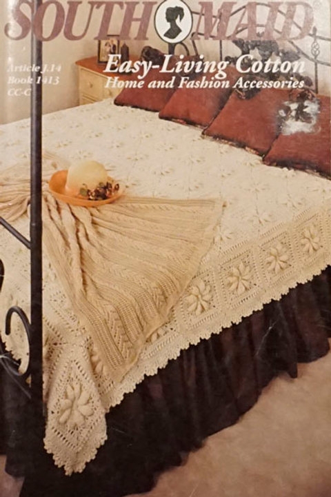 South Maid Easy Living Cotton Home and Fashion Accessories | Coats & Clark