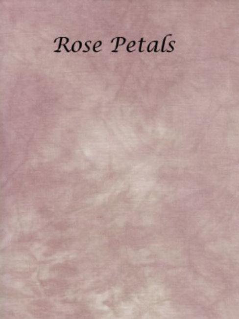 Rose Petals | Evenweave | Silkweaver Fabrics