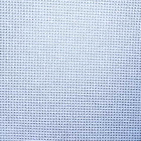 Needlepoint Canvas Metallic Opalescent (White) | Zweigart