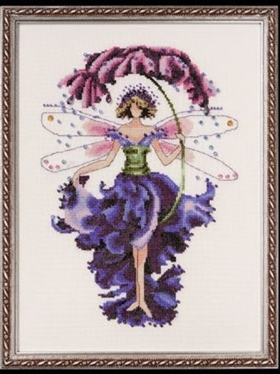 Pansy Spring Garden Pixie Couture Collection | Nora Corbett Designs