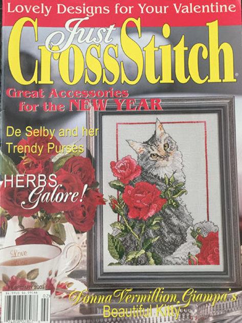 Just Cross Stitch Feb 2004