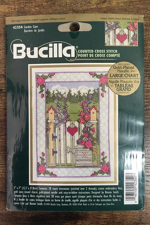 Garden Gate | Bucilla