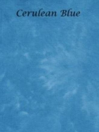Cerulean Blue | Aida | Silkweaver Fabrics